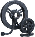 Adjustable-Chainwheels,-Ductile-Iron